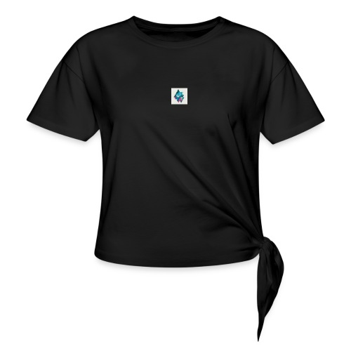 souncloud - Knotted T-Shirt