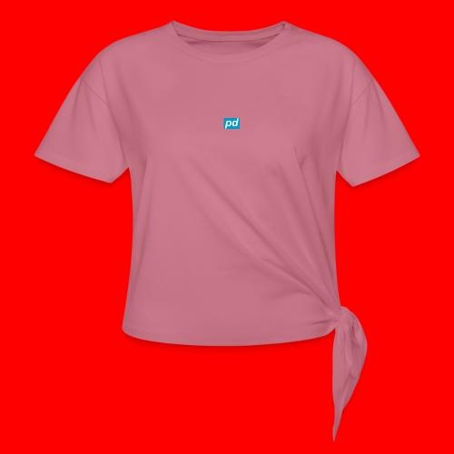 pd Blue - Knot-shirt