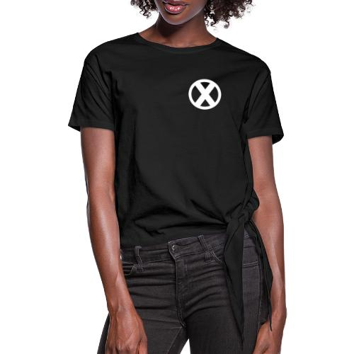 GpXGD - Women's Knotted T-Shirt