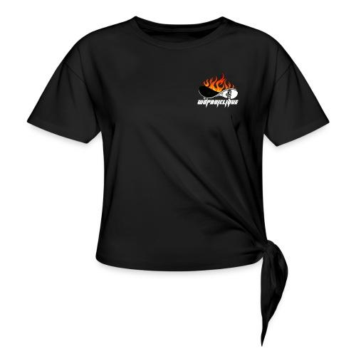 Wbc Logo - Knotted T-Shirt