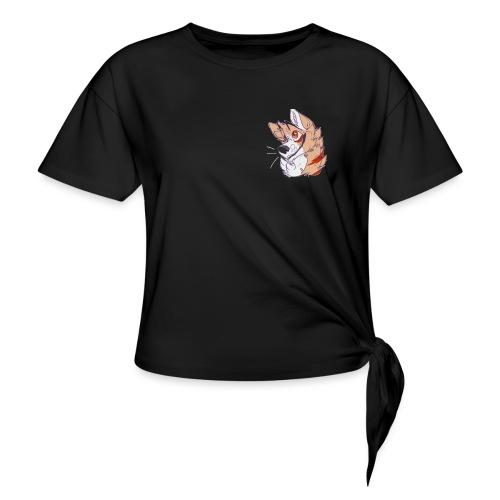 jjaassoo - Dame knot-shirt