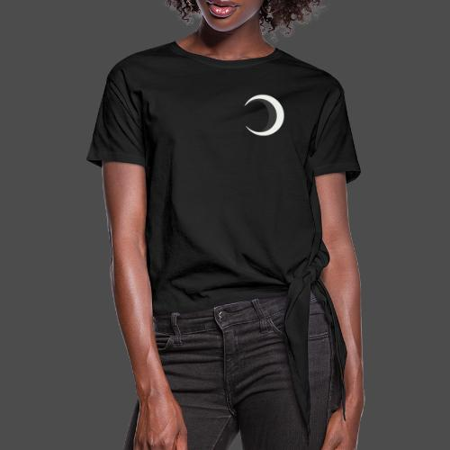 AC Moon - T-shirt à nœud Femme