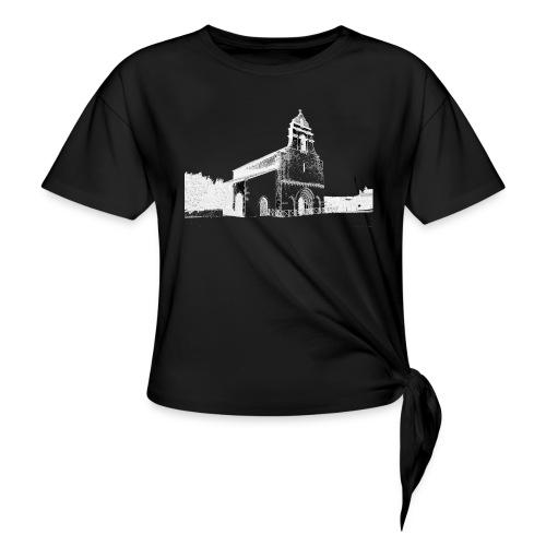 J'aime Saint-Nexans - T-shirt à nœud