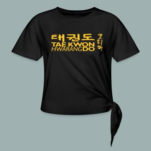 Hwarang Enfant - T-shirt à nœud