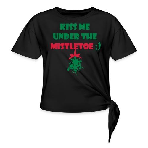 mistletoe - Knotenshirt