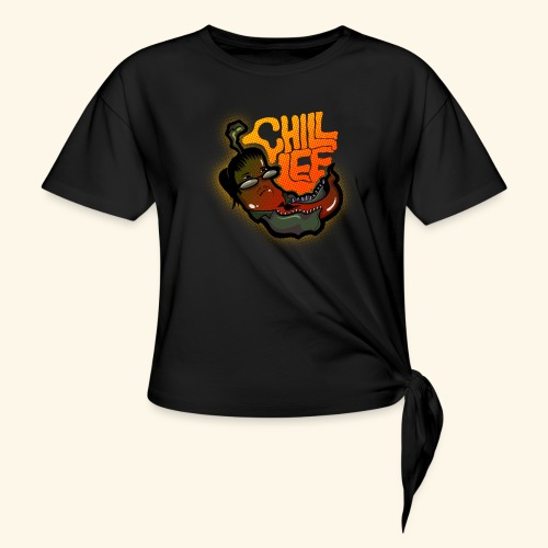 CHILL LEE - Knotted T-Shirt