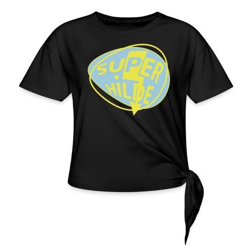 superhilde - Knotenshirt