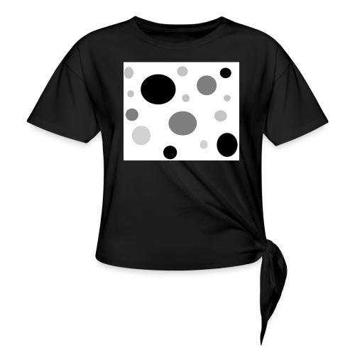 k0601laaw-png - Koszulka z wiązaniem