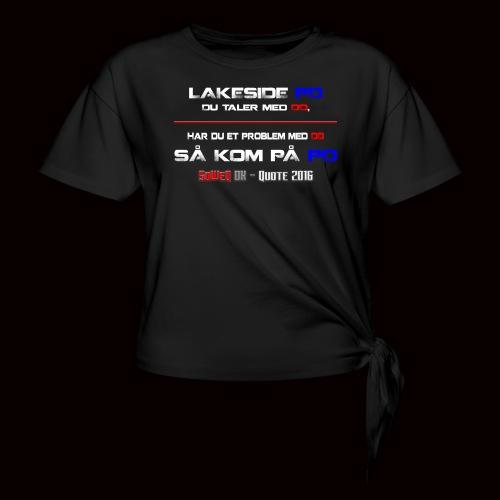 DD på PD Kollektion 2016 - Knot-shirt