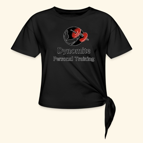 Dynomite Personal Training - Knotted T-Shirt