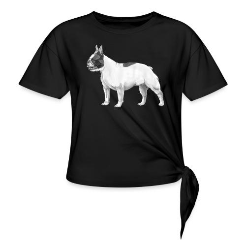 French Bulldog - Knot-shirt