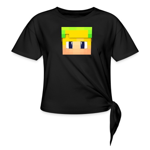 Yoshi Games Shirt - Vrouwen Geknoopt shirt