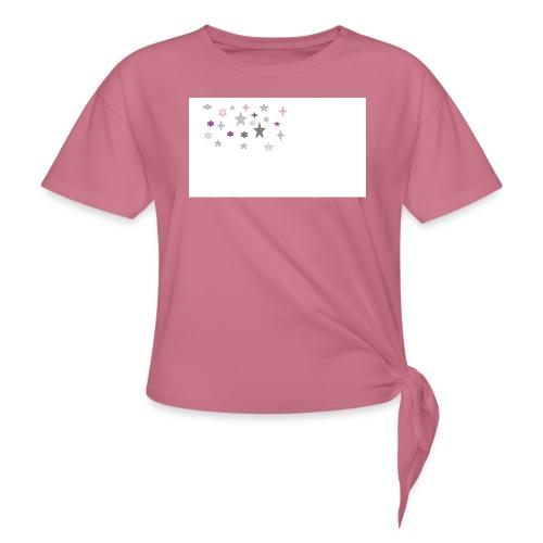 s28tar11aw-png - Koszulka z wiązaniem