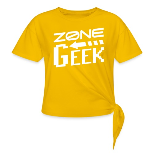NEW Logo Homme - T-shirt à nœud Femme