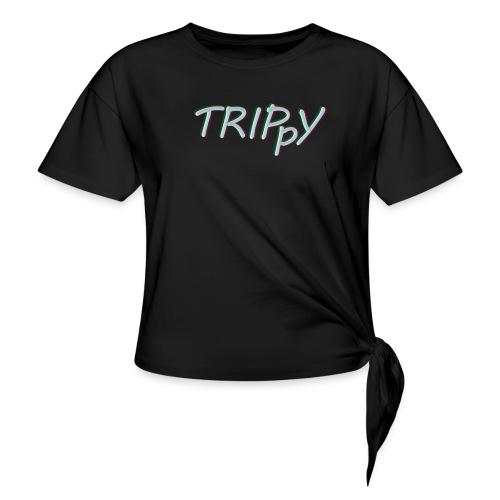 Trippy Original - T-shirt med knut