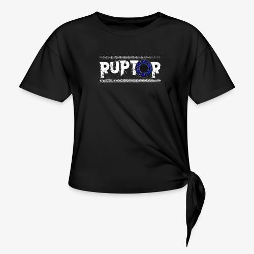 Ruptor - T-shirt à nœud Femme