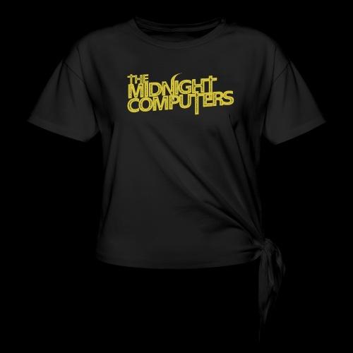 TMC2GOLD - T-shirt à nœud Femme