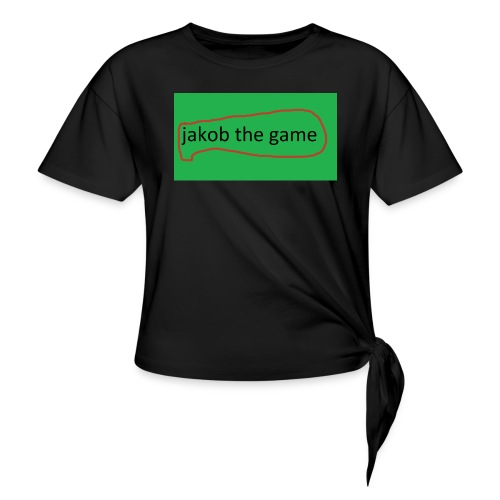 jakobthegame - Knot-shirt