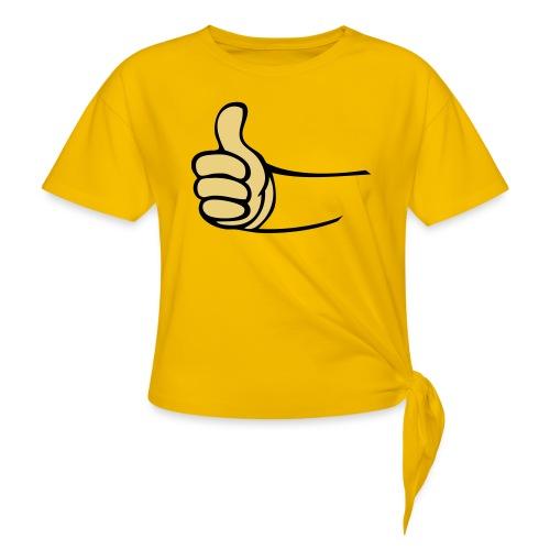 Vault - Geknoopt shirt