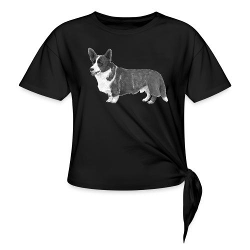 welsh Corgi Cardigan - Knot-shirt