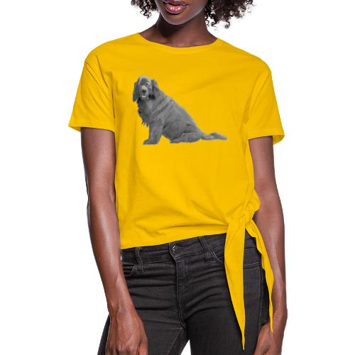 newfoundland - Dame knot-shirt