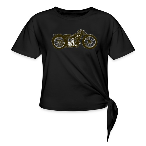 Classic Cafe Racer - Knotted T-Shirt