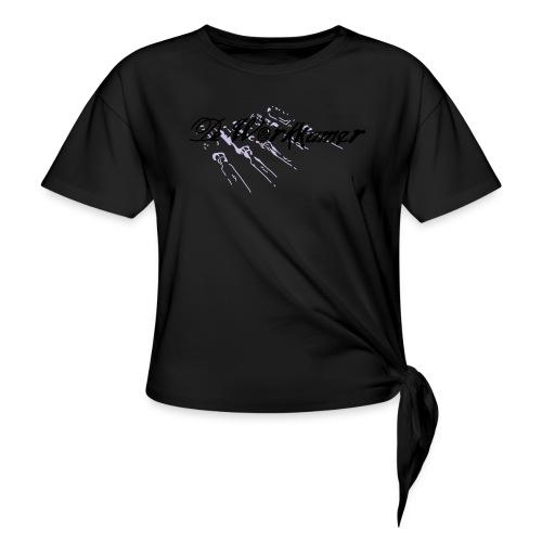 werkkamer edit - Vrouwen Geknoopt shirt
