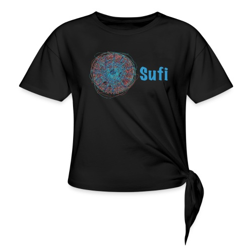 Sufi - Knotted T-Shirt