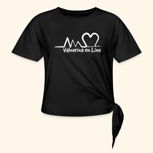 Valnerina On line APS maglie, felpe e accessori - Maglietta annodata