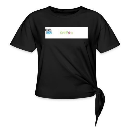 T-Shirt - Dame knot-shirt