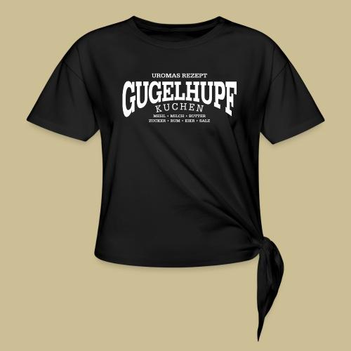 Gugelhupf (white) - Knotenshirt