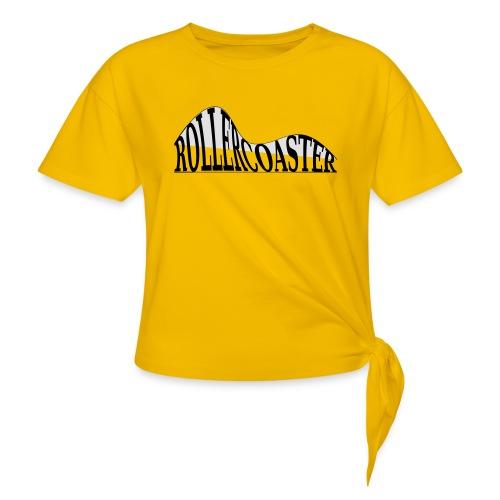 envelope_coaster - Dame knot-shirt