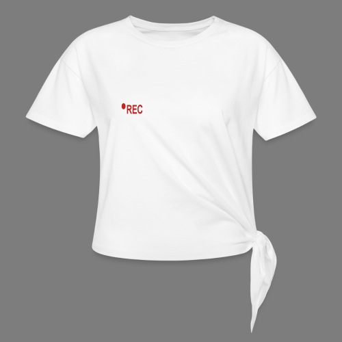 ERFINAL - Vrouwen Geknoopt shirt