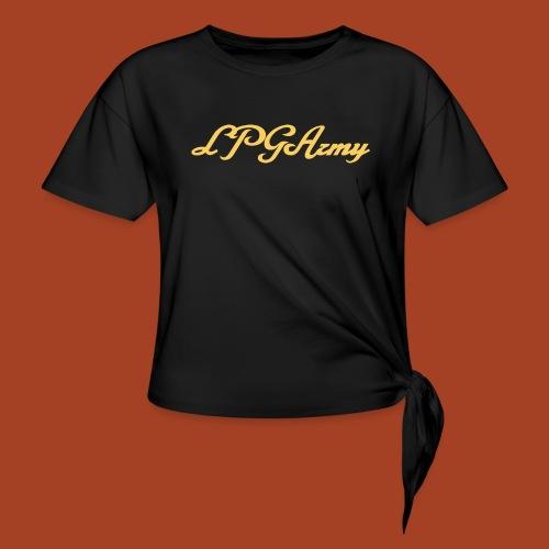 Dream - Frauen Knotenshirt