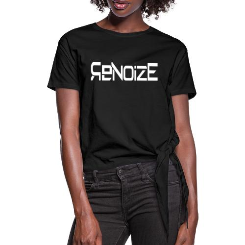 Clothing - Women's Knotted T-Shirt