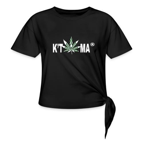 K'TAMA - T-shirt à nœud