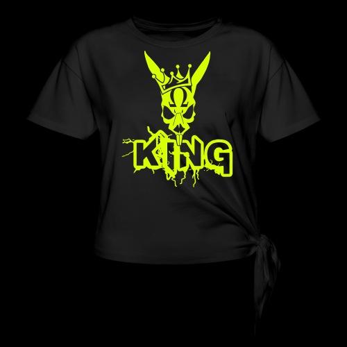King Rabbit - Maglietta annodata