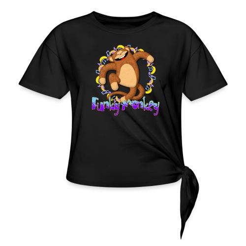 Funky Monkey - Maglietta annodata