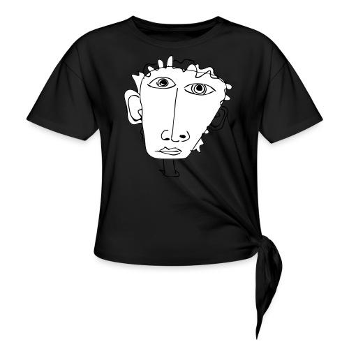 Telefonnotiz - Knotenshirt