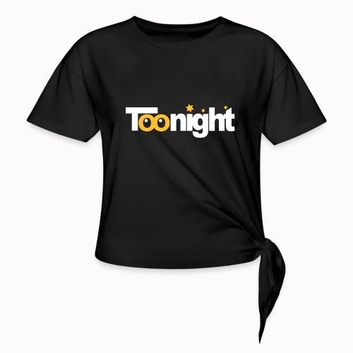 toonight - Maglietta annodata da donna