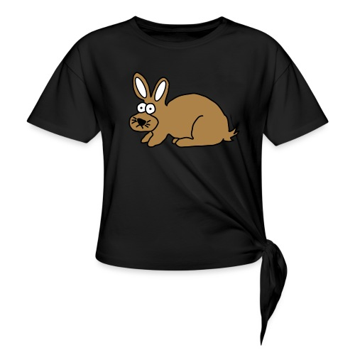 Hase - Knotenshirt