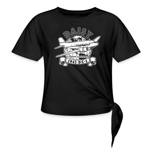 Daisy Globetrotter 2 - T-shirt med knut dam