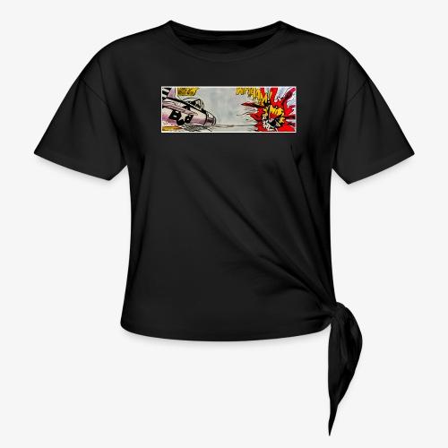 ATOX - Maglietta annodata da donna