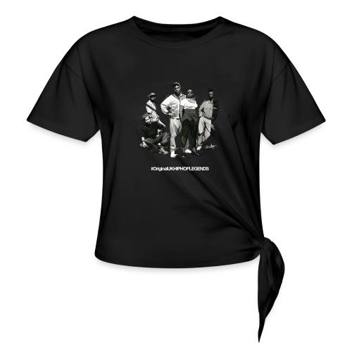 Katch22 - Women's Knotted T-Shirt