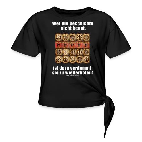 71_Geschichte_Lernen - Knotenshirt