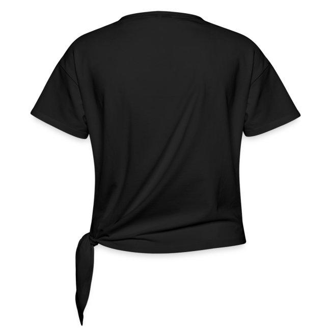 Vorschau: verrueckt - Frauen Knotenshirt
