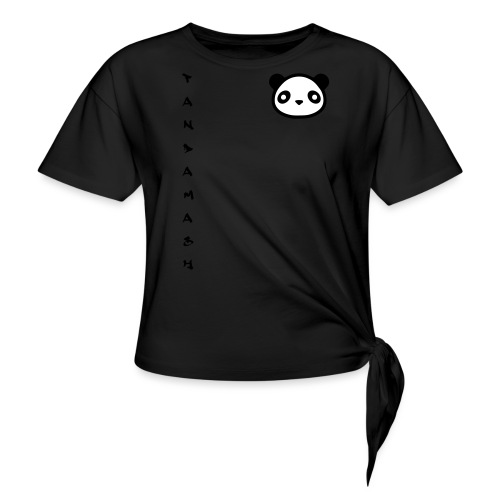 pandamash - Knotted T-Shirt