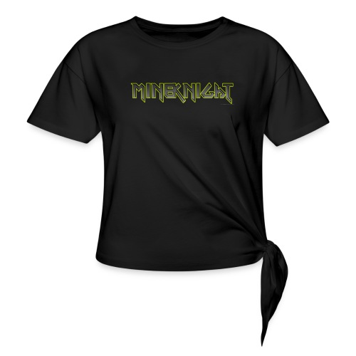 coollogo_com-71603078 - T-shirt med knut