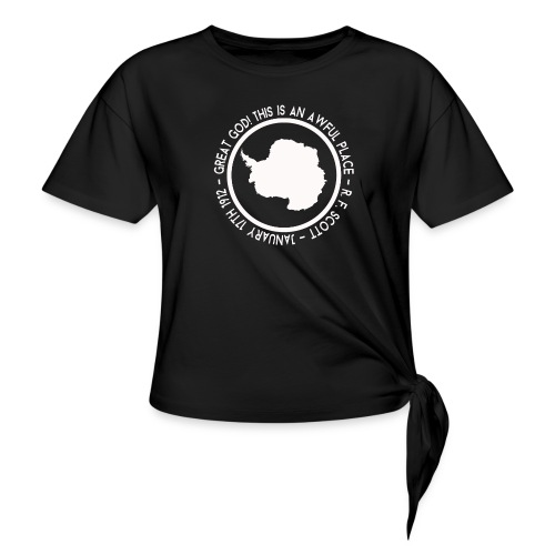 Great God! - Knotted T-Shirt