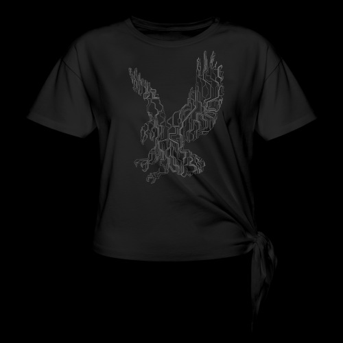 Circuit eagle White - Knot-shirt